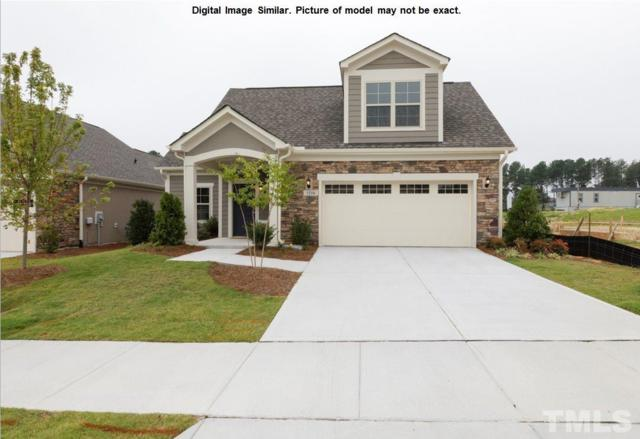 1536 Fountainview Drive, Wake Forest, NC 27587 (#2221090) :: The Perry Group