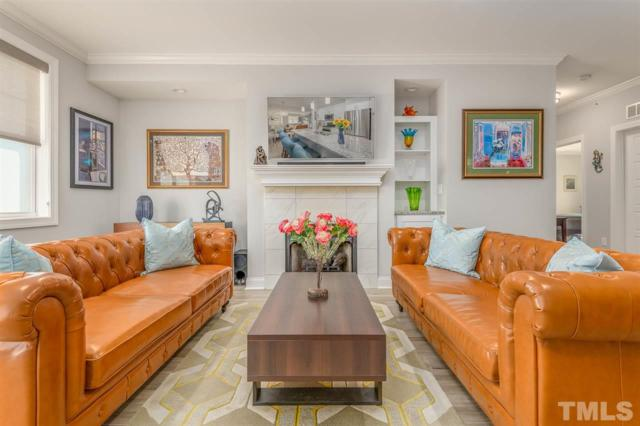 710 Waterford Lake Drive #710, Cary, NC 27519 (MLS #2221176) :: The Oceanaire Realty