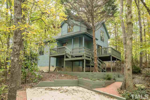 101 Rock Spring Court, Carrboro, NC 27510 (#2221185) :: The Perry Group