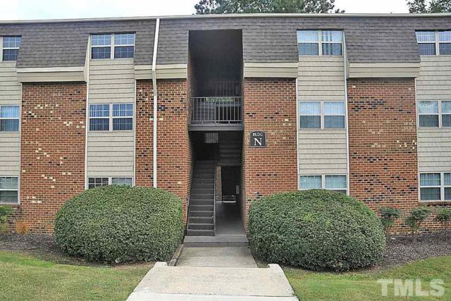501 Jones Ferry Road N9, Carrboro, NC 27510 (#2221190) :: The Perry Group