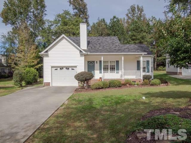 1009 Winter Bloom Court, Wake Forest, NC 27587 (#2221210) :: The Perry Group