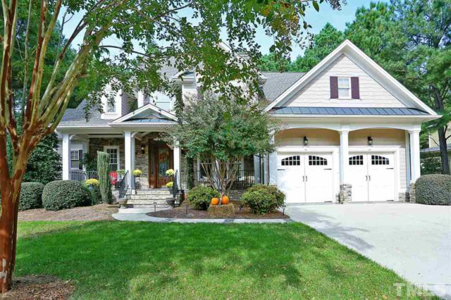 1401 Heritage Links Drive, Wake Forest, NC 27587 (#2221212) :: M&J Realty Group