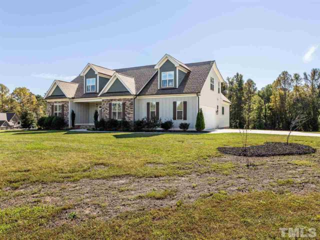 3850 Ironwood Drive, Franklinton, NC 27525 (#2221244) :: The Perry Group