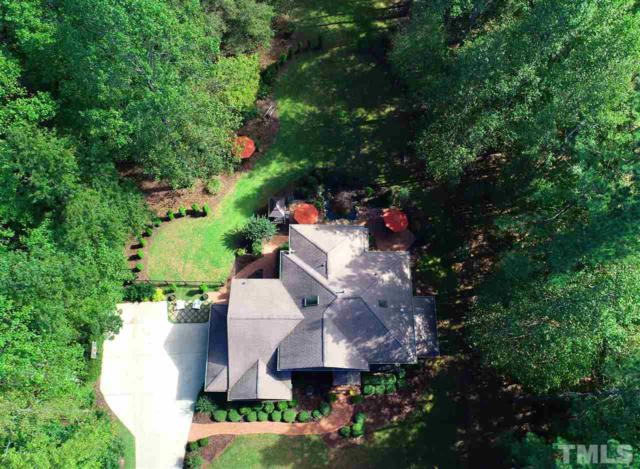 6724 Creek Wood Drive, Chapel Hill, NC 27514 (#2221284) :: The Perry Group