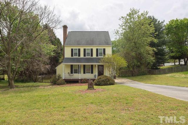 6228 Degrace Drive, Wake Forest, NC 27587 (#2221291) :: The Perry Group