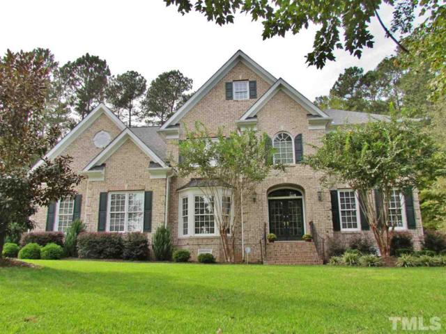10617 Timberknoll Drive, Raleigh, NC 27617 (#2221395) :: The Perry Group