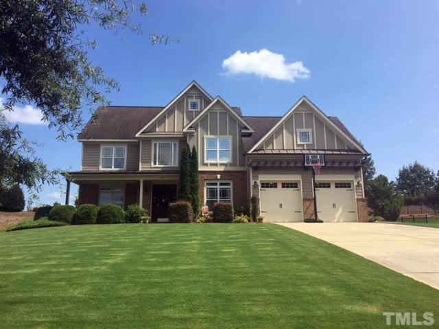 250 Adams Point Drive, Garner, NC 27529 (#2221403) :: Marti Hampton Team - Re/Max One Realty