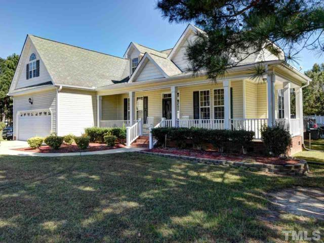 160 Boulder Drive, Clayton, NC 27520 (#2221405) :: The Perry Group