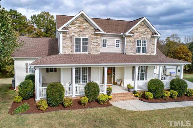 3525 Bluebonnet Drive, Wake Forest, NC 27587 (#2221415) :: Marti Hampton Team - Re/Max One Realty