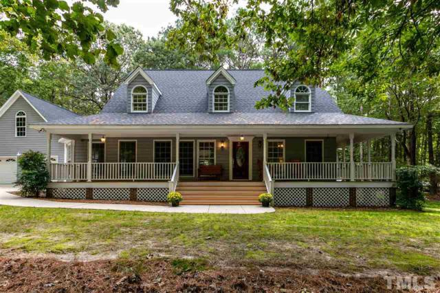 8136 Holly Forest Road, Wake Forest, NC 27587 (#2221465) :: Rachel Kendall Team