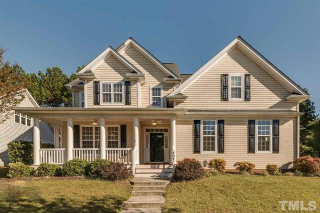 207 Oxford Park Boulevard, Oxford, NC 27565 (#2221475) :: The Perry Group