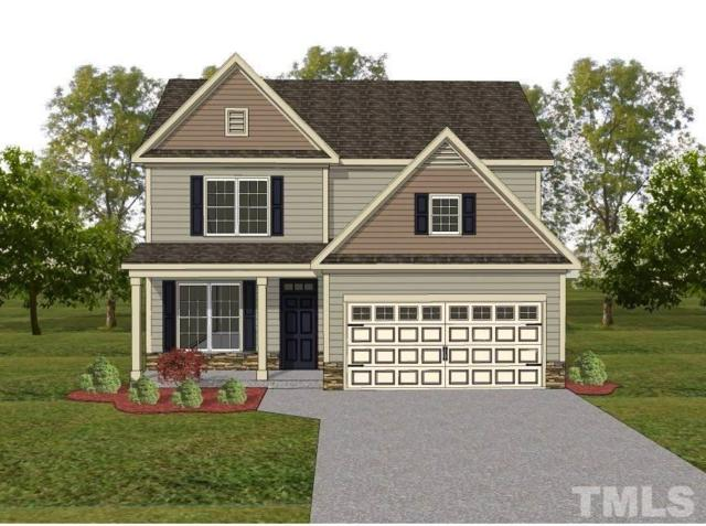 707 Summerwind Plantation Drive, Garner, NC 27529 (#2221485) :: The Perry Group