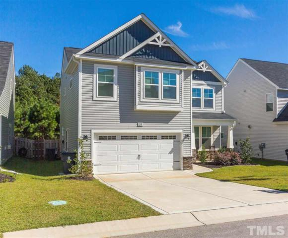 20 Mariners Point Way, Garner, NC 27529 (#2221500) :: The Perry Group