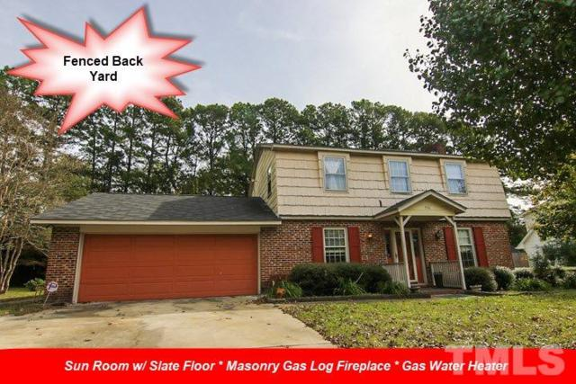 910 Dixie Drive, Selma, NC 27576 (#2221518) :: The Perry Group