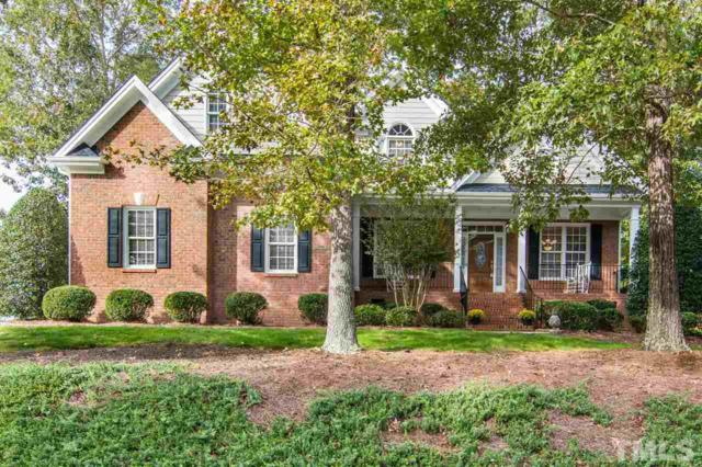 2401 Forestbluff Drive, Fuquay Varina, NC 27526 (#2221529) :: The Perry Group