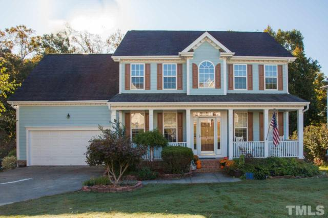 404 Sarazen Drive, Clayton, NC 27527 (#2221541) :: The Perry Group