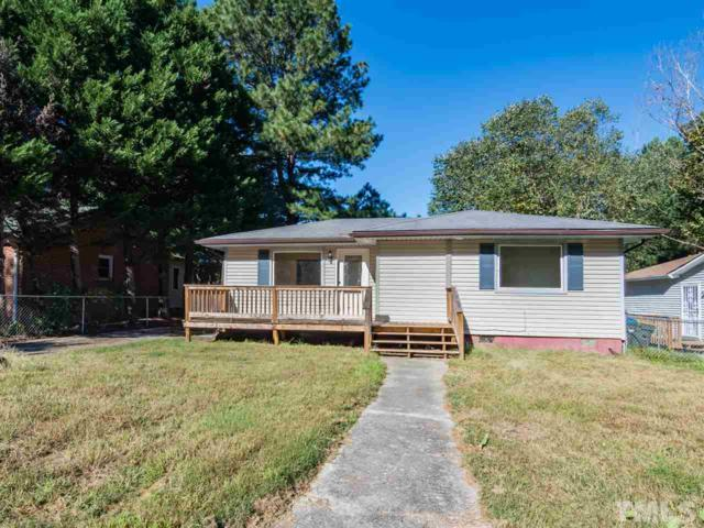 1505 Riddle Road, Durham, NC 27713 (#2221571) :: The Perry Group