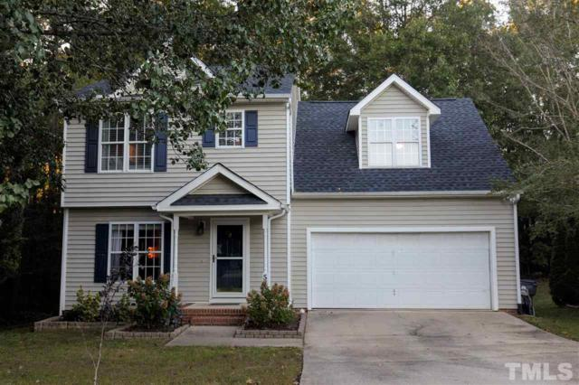 525 Arbor Creek Drive, Holly Springs, NC 27540 (#2221573) :: The Perry Group