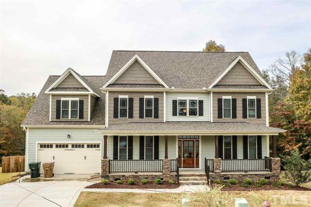 121 Dawson Drive, Clayton, NC 27527 (#2221583) :: The Perry Group