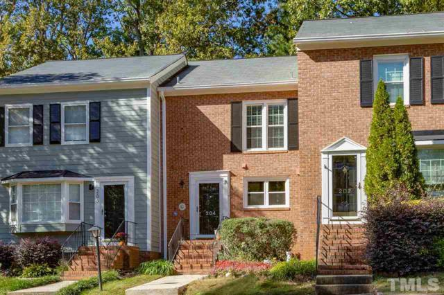 204 Bay Drive, Cary, NC 27511 (#2221590) :: The Perry Group