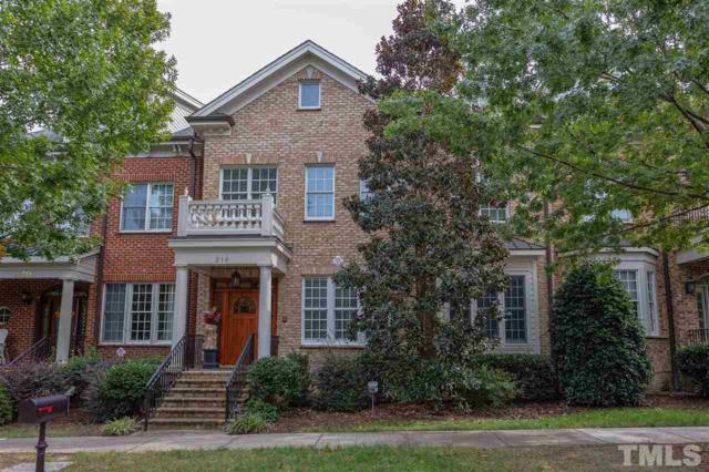 216 Oval Park Place, Chapel Hill, NC 27517 (#2221601) :: The Perry Group