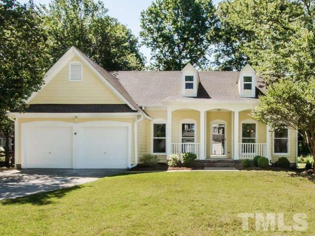 905 Clay Hill Drive, Knightdale, NC 27545 (#2221650) :: The Perry Group