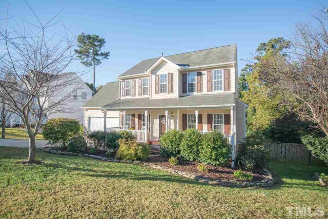 1200 Linden Ridge Drive, Holly Springs, NC 27540 (#2221755) :: The Perry Group