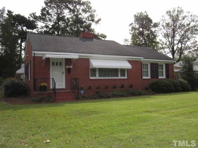 1101 S Second Street, Smithfield, NC 27577 (#2221774) :: The Perry Group