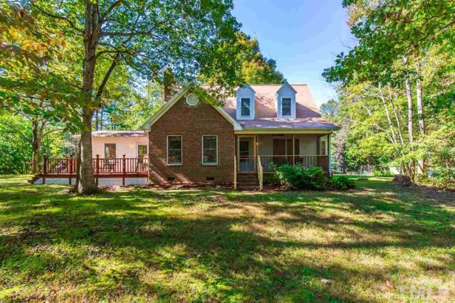 3025 Ode Turner Road, Hillsborough, NC 27278 (#2221801) :: The Perry Group