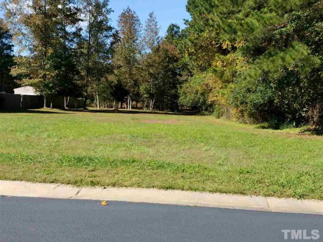 Lot 12 Wild Cherry Lane, Oxford, NC 27565 (#2221854) :: The Perry Group