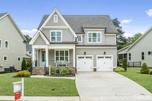 2211 Madison Creek Drive, Apex, NC 27502 (#2221869) :: The Perry Group