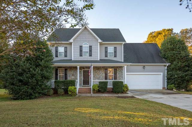 3518 Bluebonnet Drive, Wake Forest, NC 27587 (#2221877) :: The Perry Group