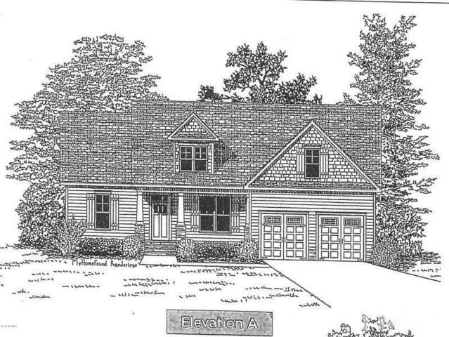 3805 Ramblewood Hill Drive, Wilson, NC 27893 (#2221890) :: The Jim Allen Group