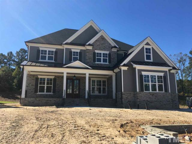 1021 Montvale Ridge Drive, Cary, NC 27519 (#2221894) :: The Perry Group