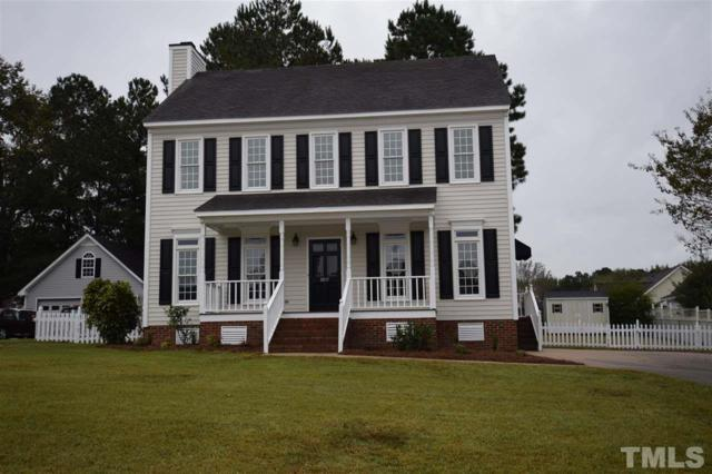 3917 Rasberry Drive, Wilson, NC 27896 (#2221907) :: The Perry Group