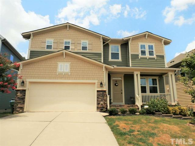 104 Carter Grove Court, Morrisville, NC 27560 (#2221917) :: Raleigh Cary Realty