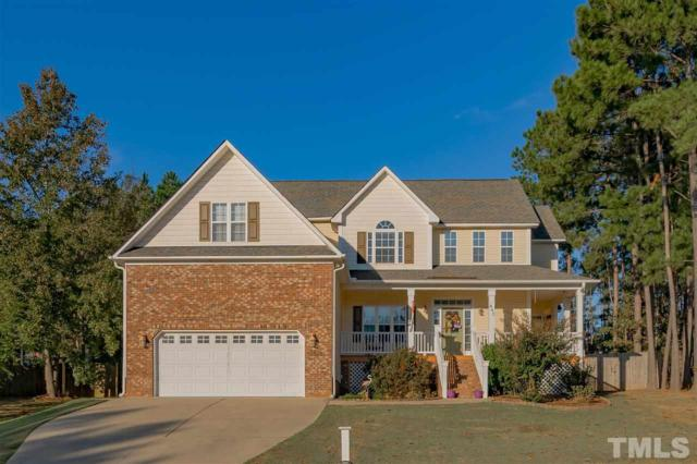 440 Majestic Oak Drive, Garner, NC 27529 (#2221920) :: The Perry Group