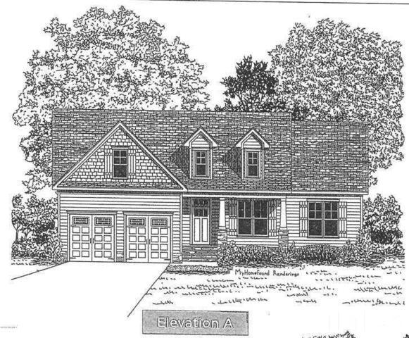 3811 Ramblewood Hill Drive, Wilson, NC 27893 (#2221931) :: The Jim Allen Group