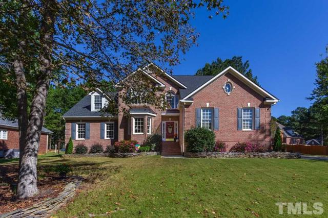 5912 Brushy Meadows Drive, Fuquay Varina, NC 27526 (#2221979) :: The Perry Group