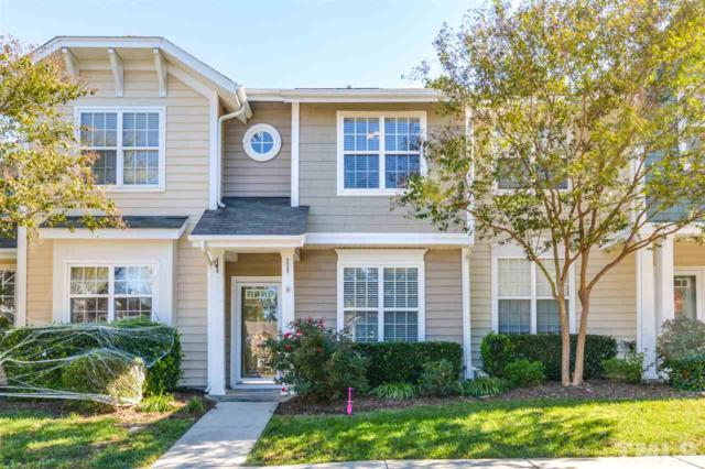 1005 Hamlet Park Drive, Morrisville, NC 27560 (#2222047) :: The Perry Group