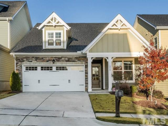 546 N Serenity Hill Circle, Chapel Hill, NC 27516 (#2222108) :: The Perry Group