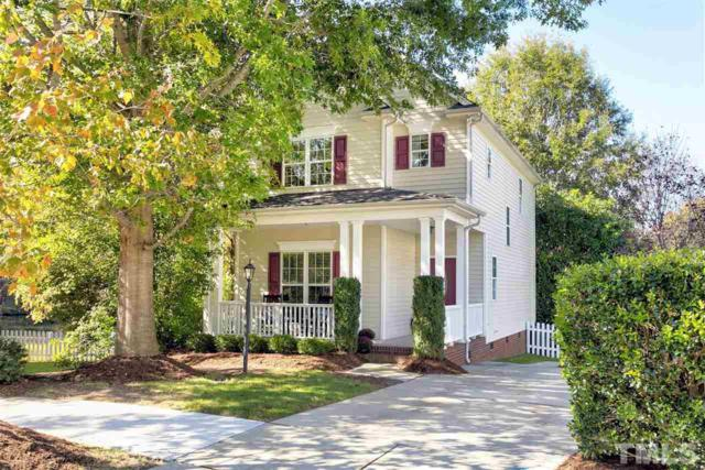 524 E Maple Avenue, Holly Springs, NC 27540 (#2222135) :: The Perry Group