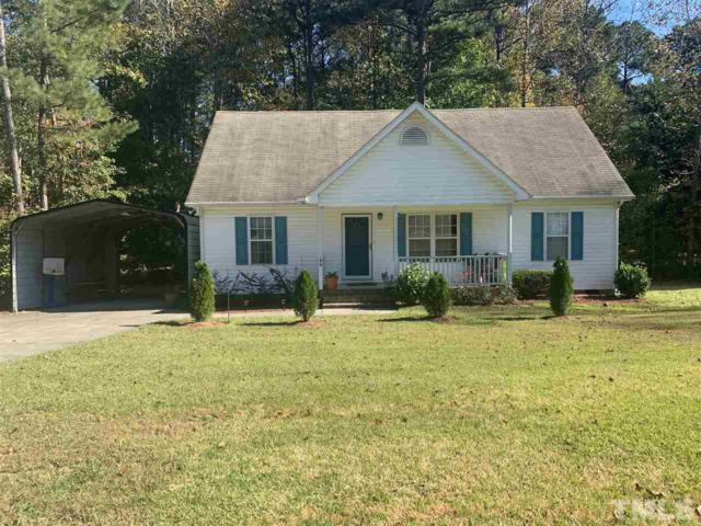 190 Beaver Ridge Drive, Youngsville, NC 27596 (#2222147) :: The Perry Group