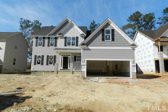 57 Thunder Ridge Drive, Garner, NC 27529 (#2222154) :: RE/MAX Real Estate Service