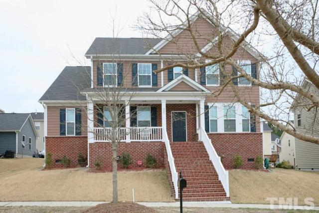 221 Austin View Boulevard, Wake Forest, NC 27587 (#2222173) :: M&J Realty Group