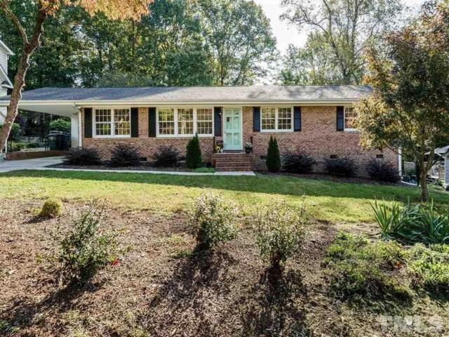 4224 Rowan Street, Raleigh, NC 27609 (#2222198) :: The Perry Group