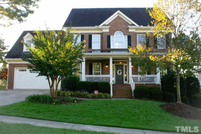 1308 Brewer Jackson Court, Wake Forest, NC 27587 (#2222247) :: M&J Realty Group