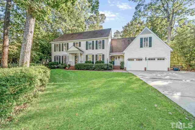 605 Blenheim Drive, Raleigh, NC 27612 (#2222271) :: The Perry Group
