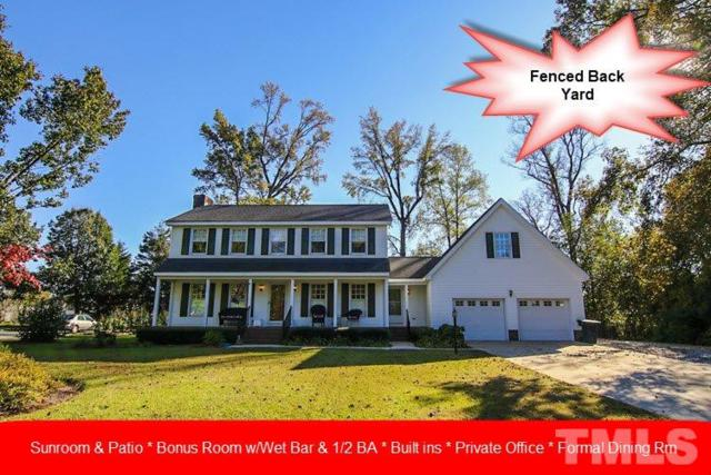 301 Kingston Street, Pine Level, NC 27568 (#2222294) :: The Perry Group
