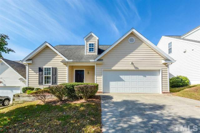 2123 Castle Pines Drive, Raleigh, NC 27604 (#2222313) :: The Perry Group